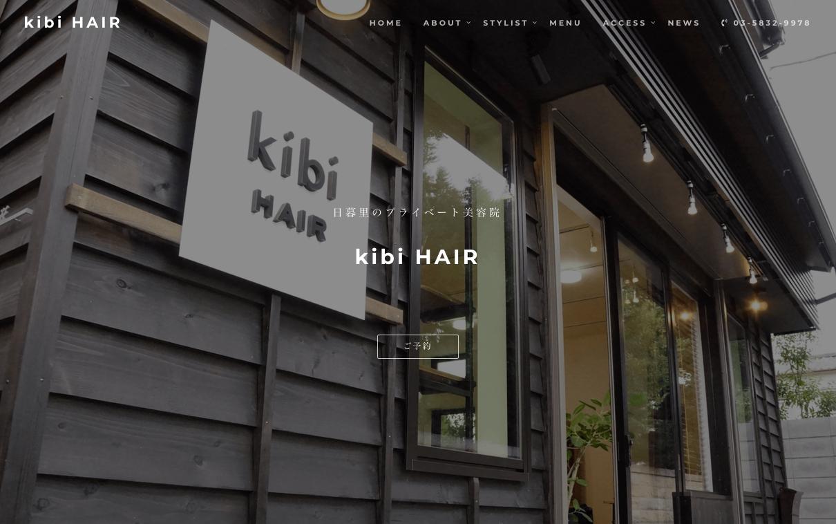 kibi HAIR